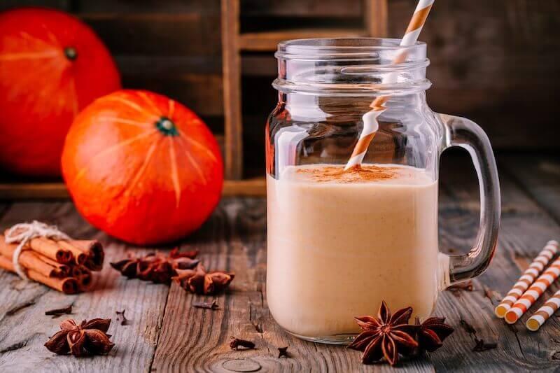Vanilla Pumpkin Shake