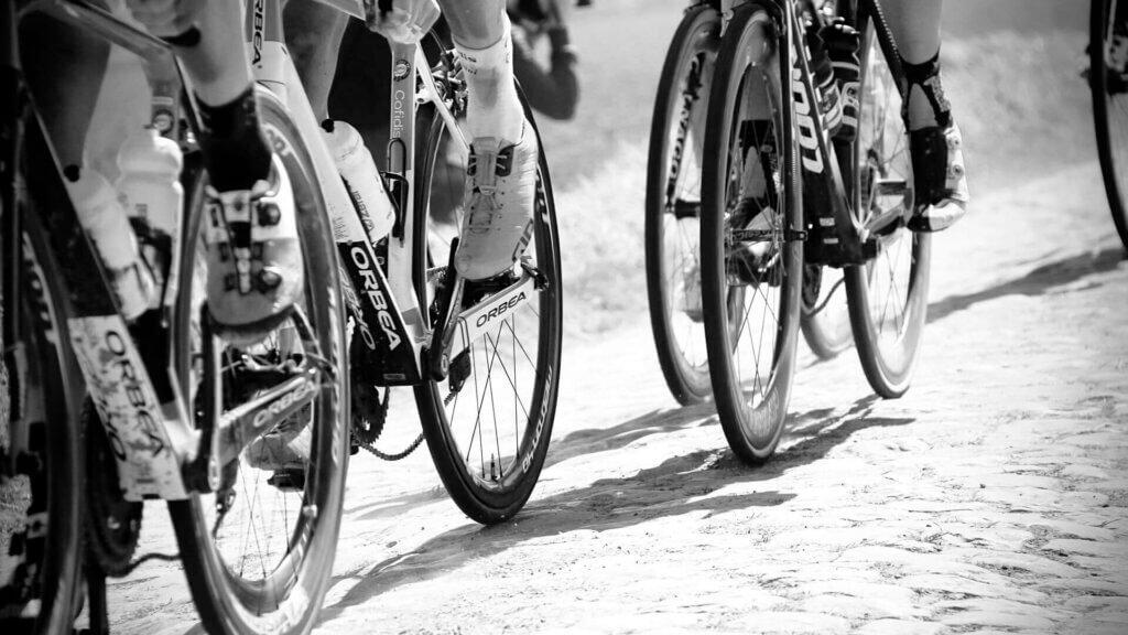 Cycling-burn-belly