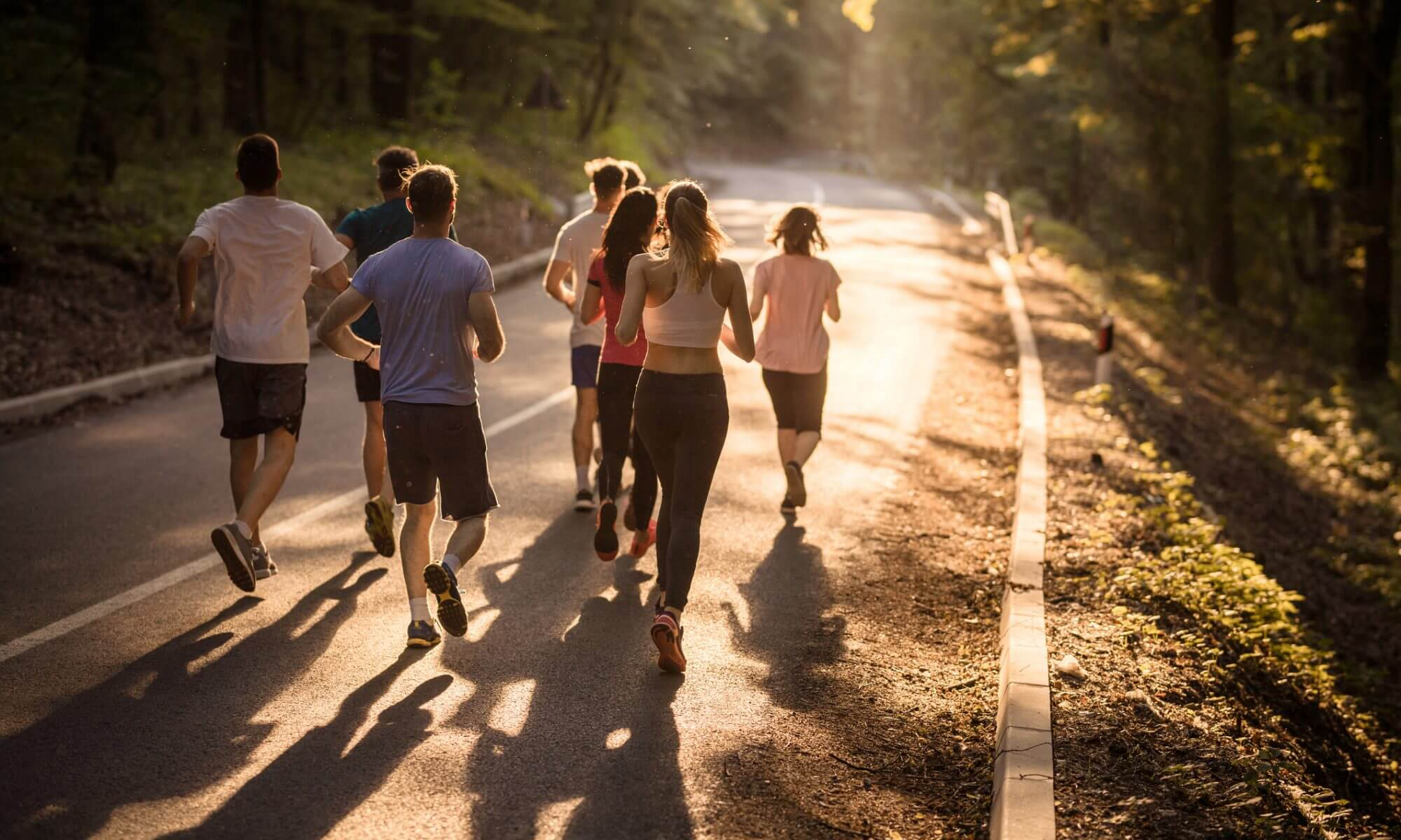Jogging In Aerobic Exercise
