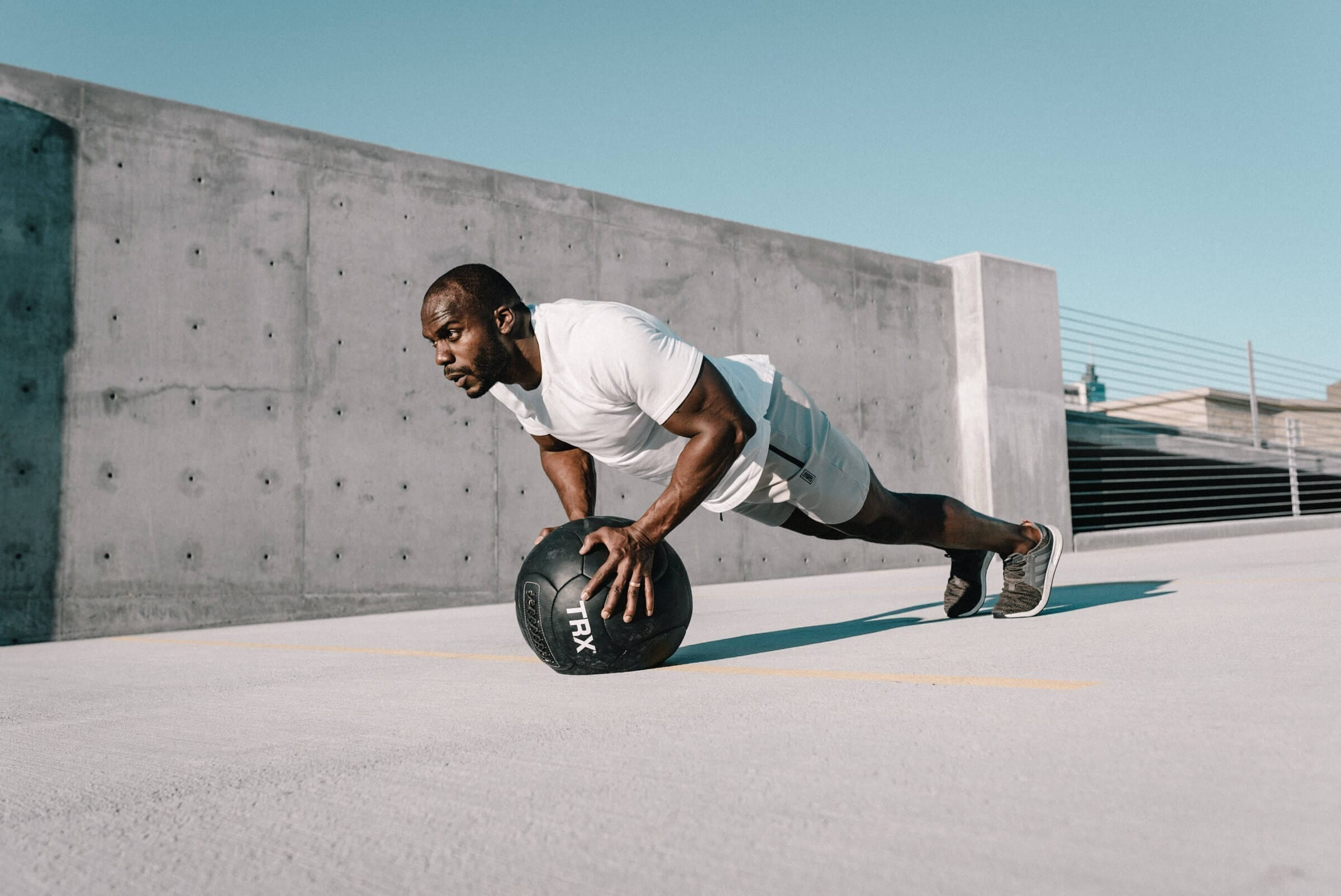 Med Ball Exercise