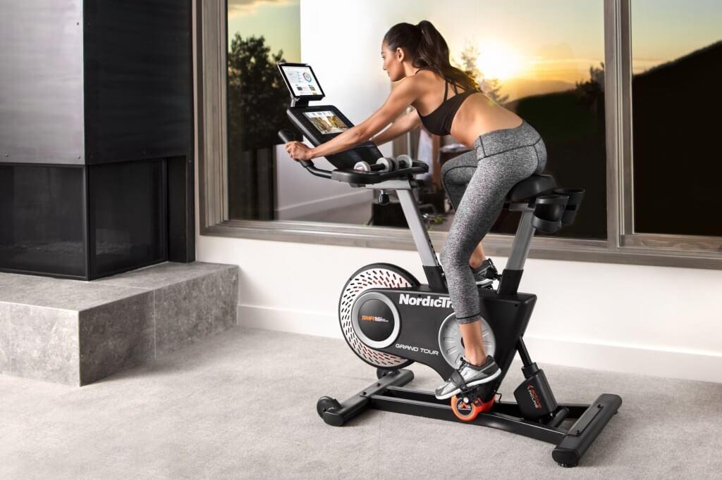 Stationary Bike For Aerobic Exercise