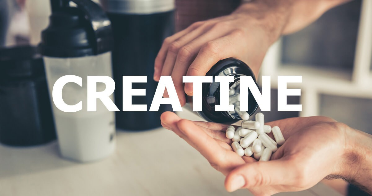Creatine Supplements to Produce Energy